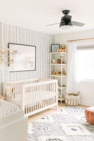 Unordinary Nursery Room Ideas For Baby Boy 06