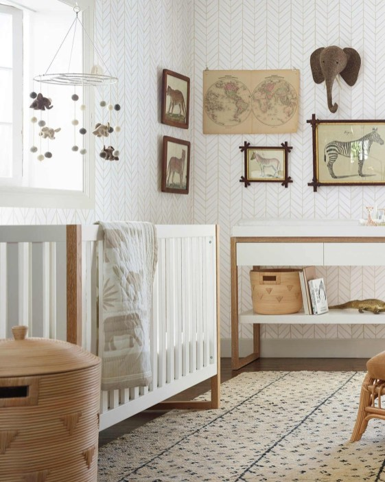 Unordinary Nursery Room Ideas For Baby Boy 10