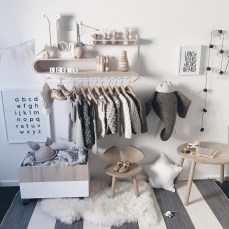 Unordinary Nursery Room Ideas For Baby Boy 14