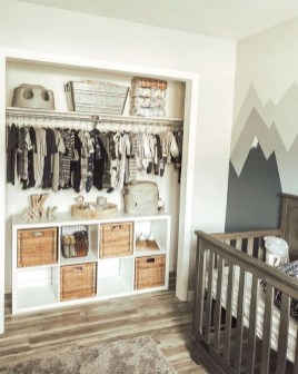 Unordinary Nursery Room Ideas For Baby Boy 26