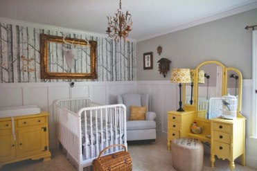 Unordinary Nursery Room Ideas For Baby Boy 30