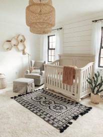 Unusual Neutral Nursery Room Ideas To Copy Asap 02