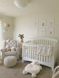 Unusual Neutral Nursery Room Ideas To Copy Asap 04