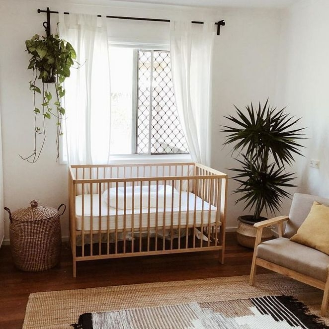 Unusual Neutral Nursery Room Ideas To Copy Asap 10