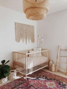 Unusual Neutral Nursery Room Ideas To Copy Asap 16