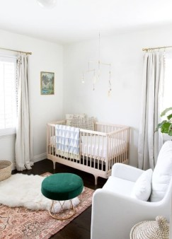 Unusual Neutral Nursery Room Ideas To Copy Asap 34