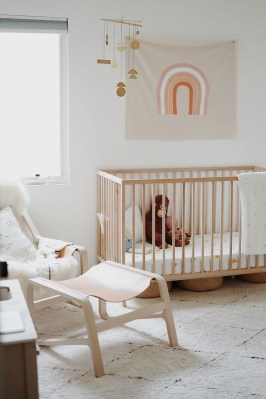 Unusual Neutral Nursery Room Ideas To Copy Asap 46