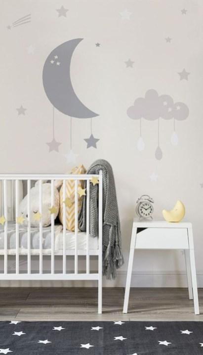 Unusual Neutral Nursery Room Ideas To Copy Asap 47
