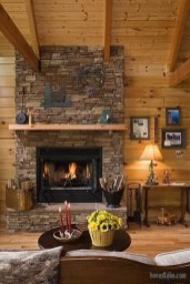 Wonderful Homes Plans Design Ideas With Log Cabin 04
