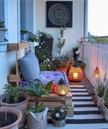 Adorable Balcony Design Ideas You Must Try 06
