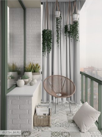 Adorable Balcony Design Ideas You Must Try 08