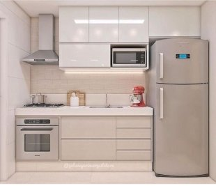 Adorable Small Kitchen Design Ideas For You 11