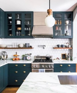 Adorable Small Kitchen Design Ideas For You 24