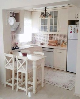 Adorable Small Kitchen Design Ideas For You 26