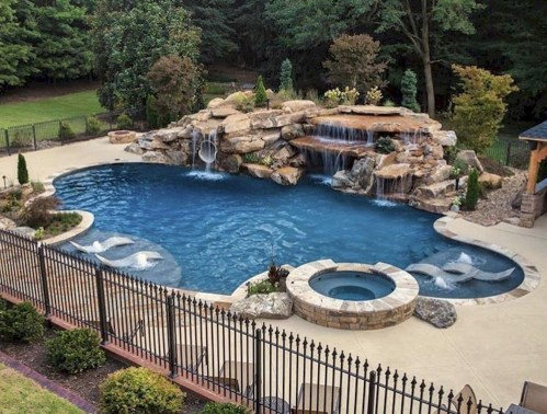 Affordable Backyard Pool Design Ideas To Try 06