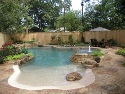 Affordable Backyard Pool Design Ideas To Try 19