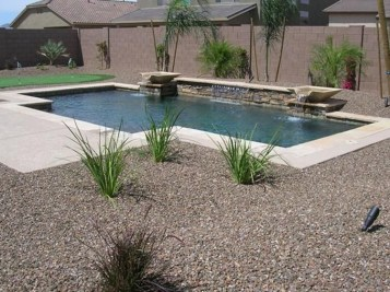Affordable Backyard Pool Design Ideas To Try 46