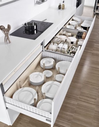 Affordable Kitchen Storage Ideas To Try 24