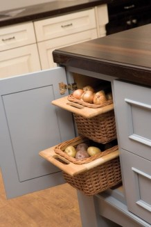 Affordable Kitchen Storage Ideas To Try 40
