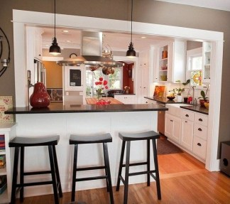 Affordable Traditional Kitchen Ideas To Try Right Now 26