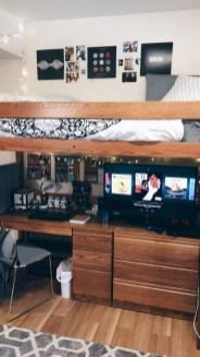 Beautiful Dorm Room Organization Ideas To Try Asap 30