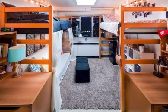 Beautiful Dorm Room Organization Ideas To Try Asap 34