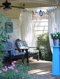 Best Colorful Porch Design Ideas That Looks Cool 05