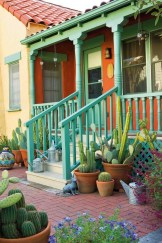 Best Colorful Porch Design Ideas That Looks Cool 39