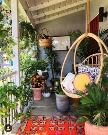 Best Colorful Porch Design Ideas That Looks Cool 50