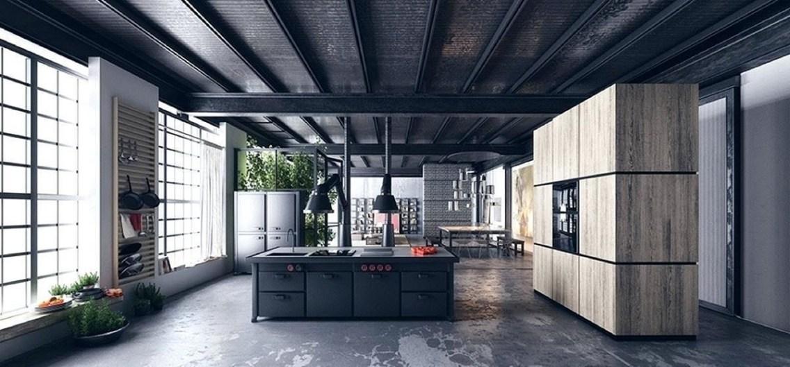 Best Contemporary Japanese Kitchens Design Ideas 13
