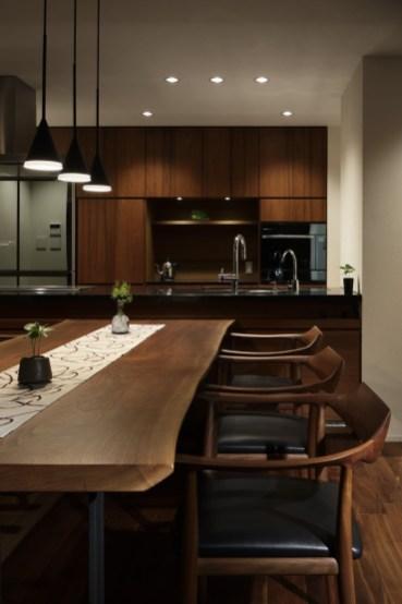 Best Contemporary Japanese Kitchens Design Ideas 16