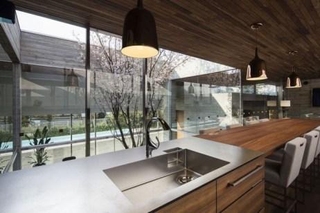 Best Contemporary Japanese Kitchens Design Ideas 25