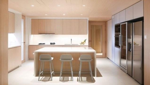Best Contemporary Japanese Kitchens Design Ideas 35