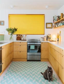 Best Yellow Accent Kitchens Ideas For You 19