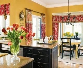 Best Yellow Accent Kitchens Ideas For You 34