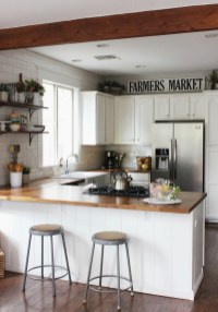 Cool Kitchens Design Ideas For Small Spaces 12