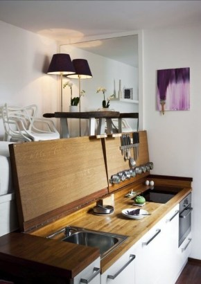 Cool Kitchens Design Ideas For Small Spaces 16