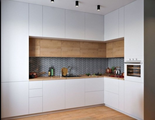 Cool Kitchens Design Ideas For Small Spaces 18