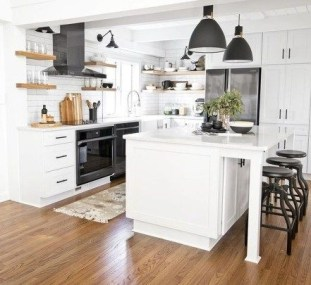 Cool Kitchens Design Ideas For Small Spaces 21