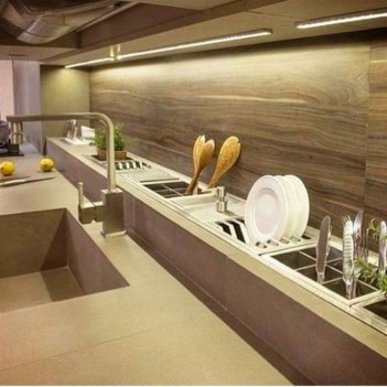 Cool Kitchens Design Ideas For Small Spaces 44