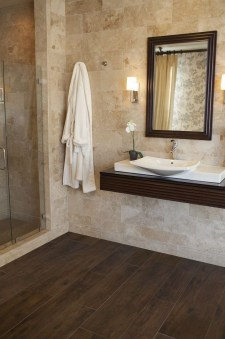 Excellent Wooden Bathroom Designs Ideas To Try 17