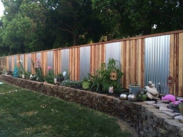 Hottest Fence Design Ideas That You Can Try 17