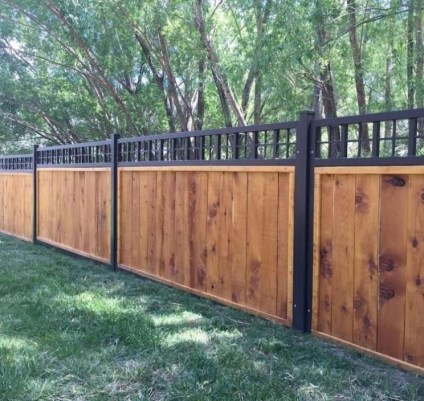 Hottest Fence Design Ideas That You Can Try 20