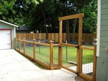 Hottest Fence Design Ideas That You Can Try 27
