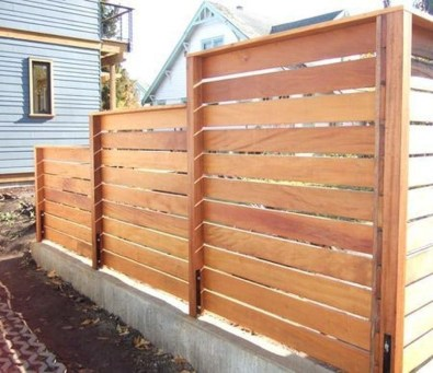 Hottest Fence Design Ideas That You Can Try 31