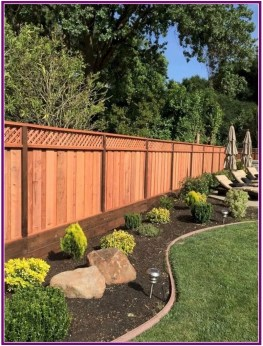 Hottest Fence Design Ideas That You Can Try 36