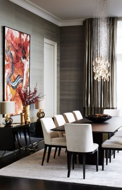 Incredible Diningroom Design Ideas That Looks Cool 46