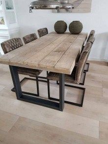 Perfect Dinning Table Design Ideas Youll Love 45
