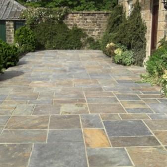 Smart Garden Patio Flooring Ideas To Try 25