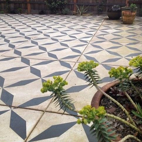 Smart Garden Patio Flooring Ideas To Try 31